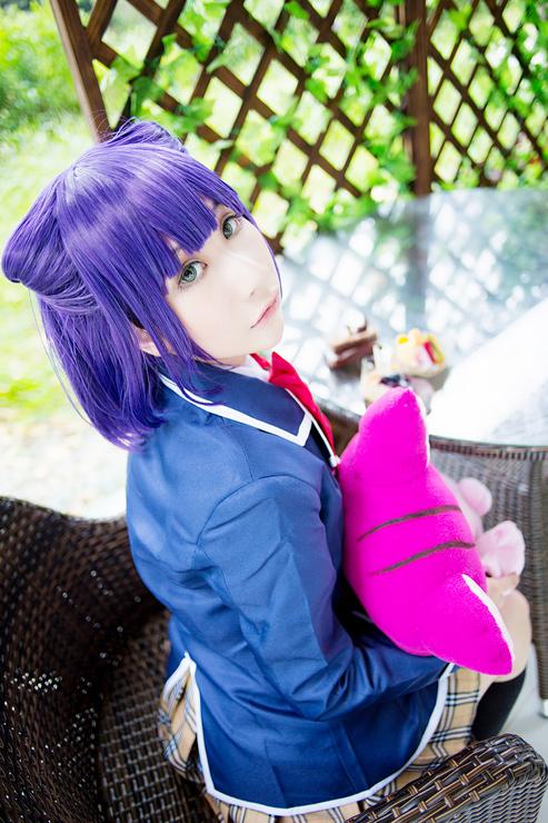 K ņ°å…' Momo Akanegakubo Cosplay Photo