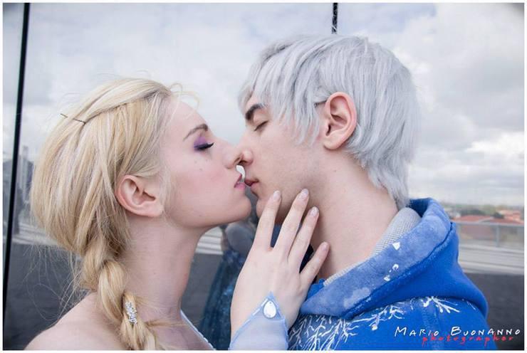 фото поцелуя джеки и элт первой нашей