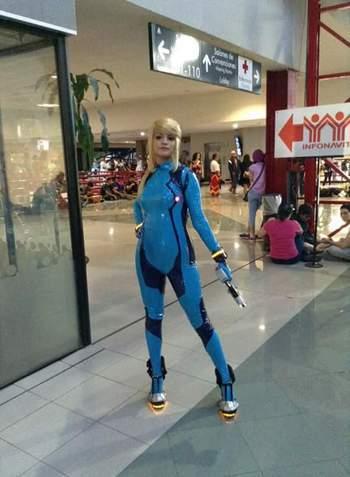 Suit Zero Samus