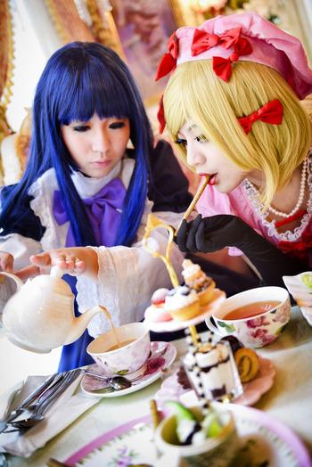 魔女の茶会