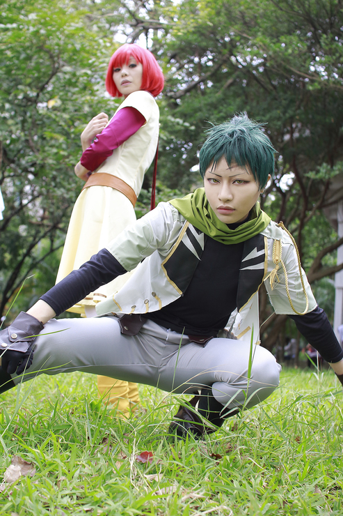 27+ Obi Snow White With The Red Hair Cosplay JPG