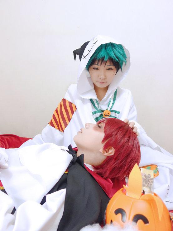 Halloween Killy 加加 Izuku Midoriya Seiya0122 賀賀