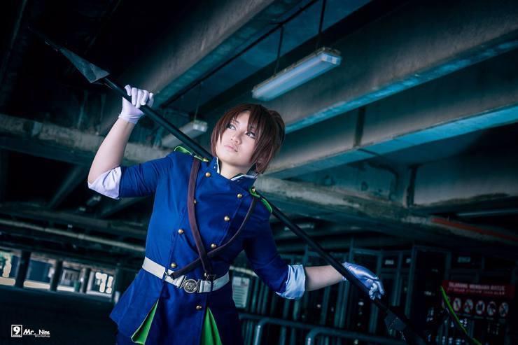 Frostkieran Makoto Narumi Cosplay Photo