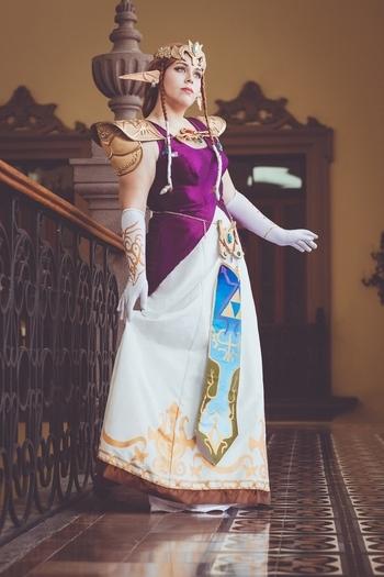 Princess Zelda Cosplay Photos 17 The Legend Of Zelda