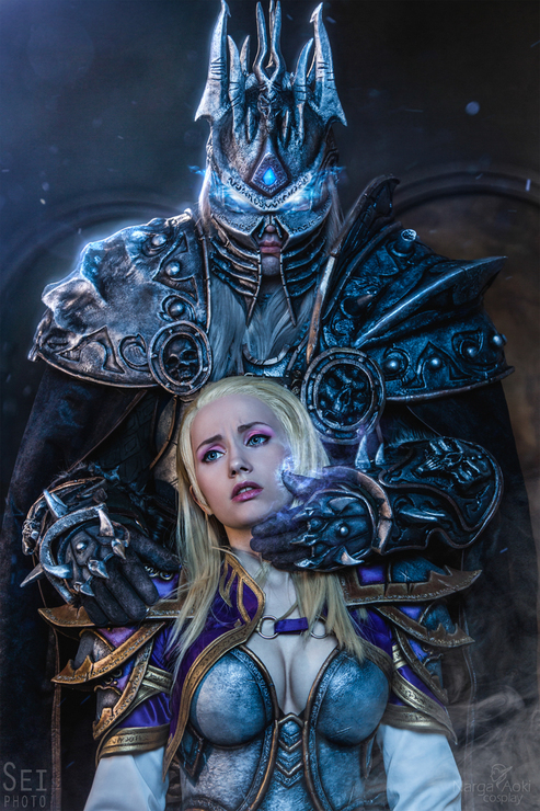 proudmoore art has and jaina