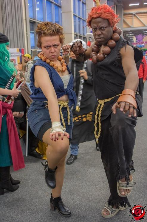 Akuma Lady Akuma Jormos Korii Gouki Akuma Cosplay Photo