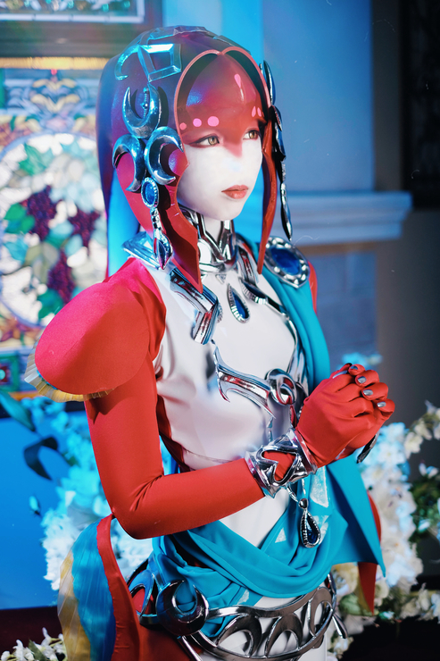 Jay(ジェイ) mipha Cosplay Photo - Cure WorldCosplay