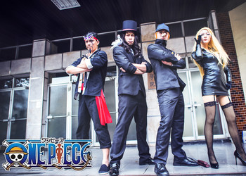 Jabra Cosplay Photos(26)ONE PIECE - Cure WorldCosplay