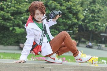 Gou Shijima Cosplay Photos(21)Kamen Rider Drive - Cure