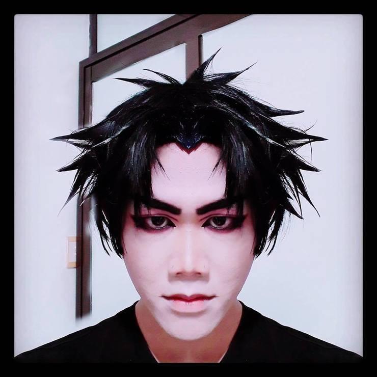 Yin Quỷ Akira Fudo Cosplay Photo
