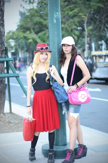 Pkmn Trainers: Serena x Hilda