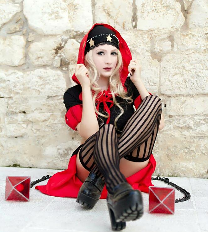 Odin Sphere Velvet Cosplay Costume