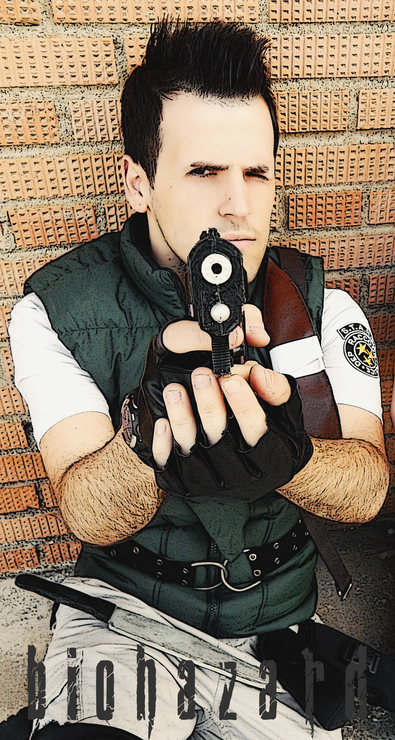 Chris Redfield Resident Evil Kuroshima Chris Redfield