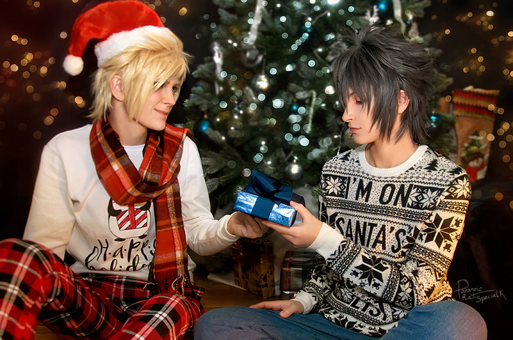 Final Fantasy Christmas.Final Fantasy Xv Merry Xmas Special K