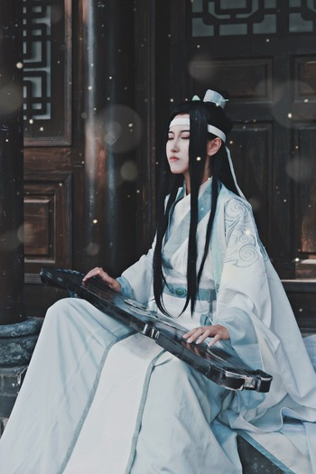 Lan Wangji Cosplay Photos(2)Mo dao zu shi - Cure WorldCosplay