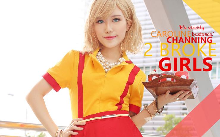 Jun(純) Caroline Channing Cosplay Photo Cure WorldCosplay