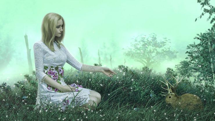 Faith Seed Far Cry 5 Cosplay Claire Sea Claire Sea Faith Seed