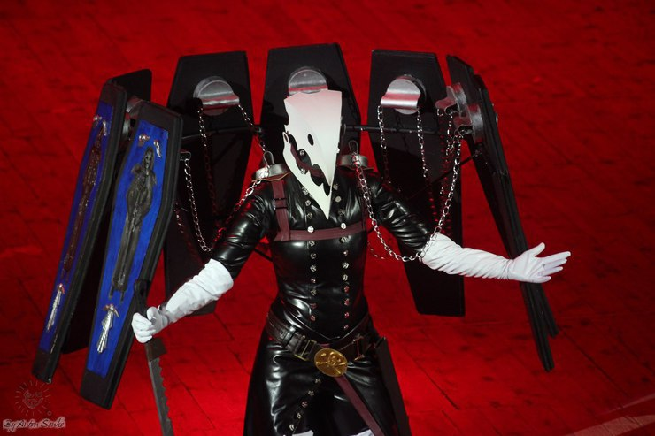 Terri Monx Terri Thanatos Cosplay Photo