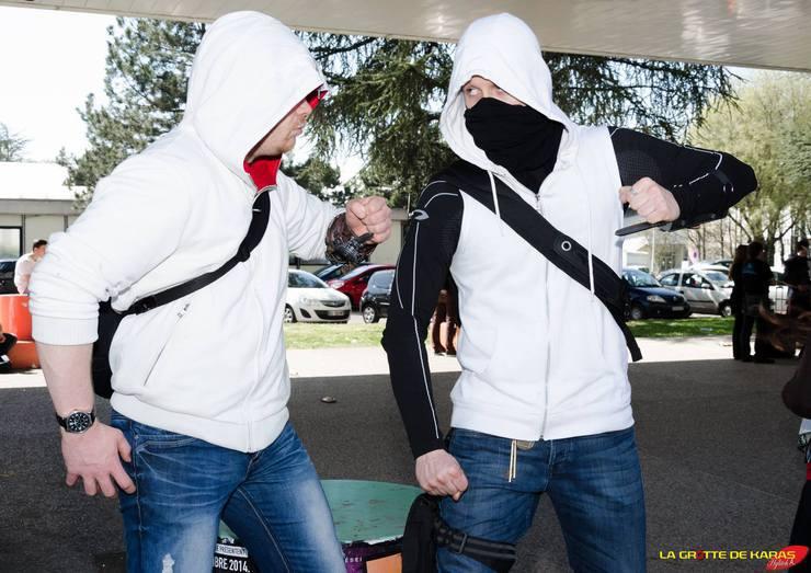 Modern Assassins Greyzlack Modern Assassin Cosplay Photo