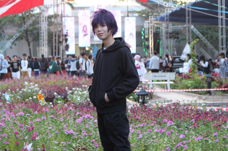Sebastian (Stardew Valley) - Tomi Satoh(Nobu) Sebastian