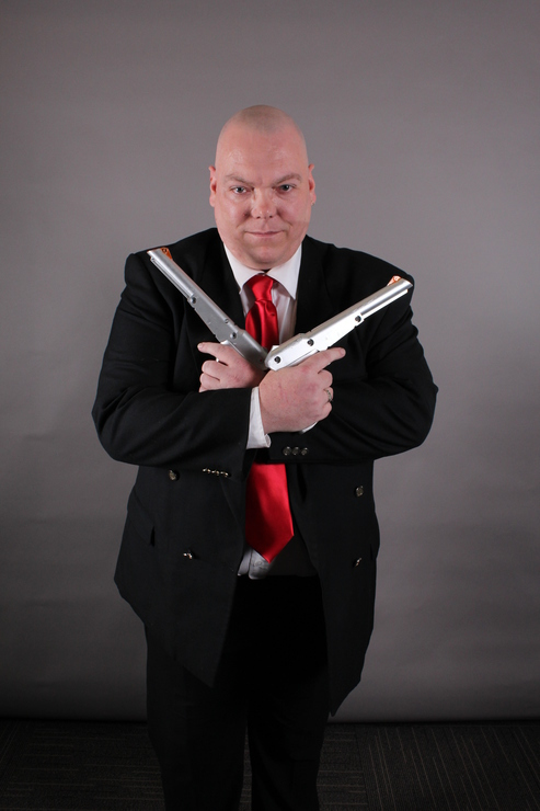Agent 47 Martin Ceoladair Cosplay Agent 47 Cosplay Photo
