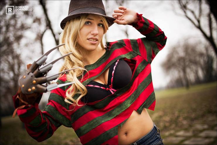 Freddy Krueger - FairyScarlet(Valentina) Freddy Krueger Cosp