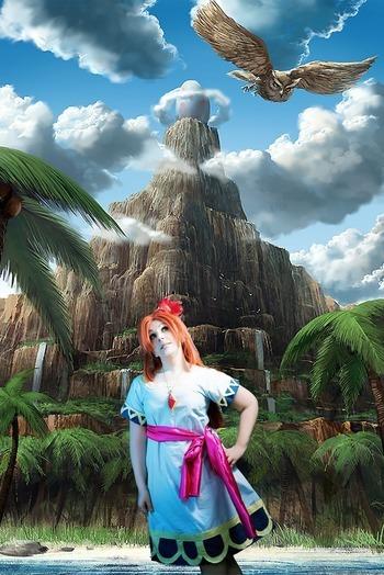 マリンのコスプレ写真(49件)ゼルダの伝説 夢を見る島 , Cure