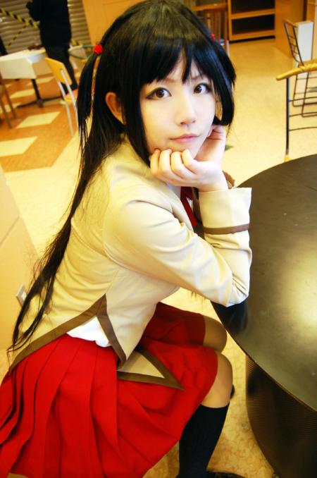 Tenma Tsukamoto Cosplay Photo