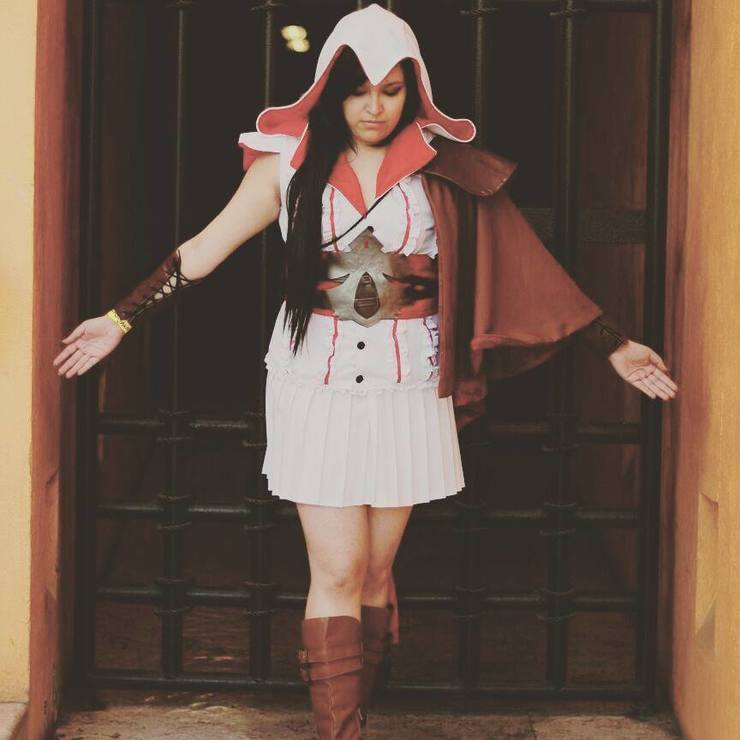 Gwendolyn Ezio Auditore Cosplay Photo Cure Worldcosplay