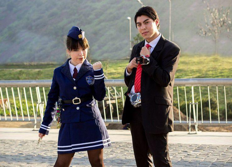 Unidad de Delitos Especiales! - Hiromi(Hiromi) Kiriko