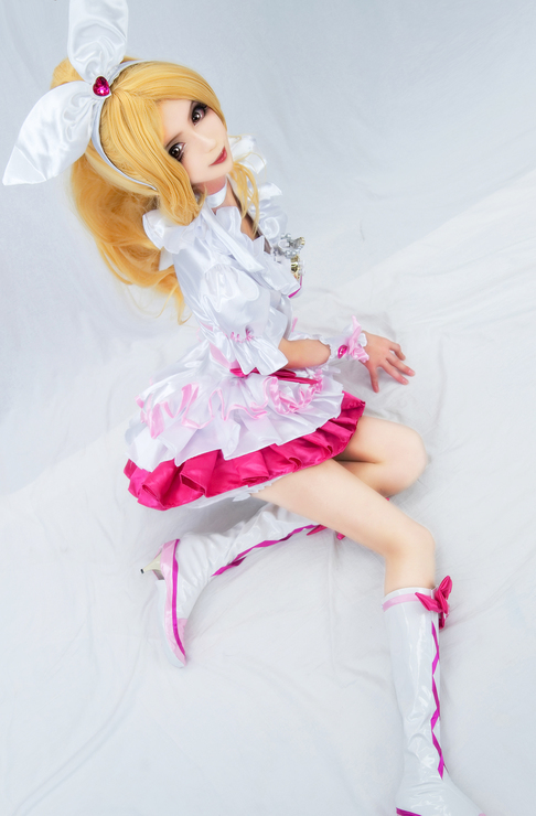 hiiro Cure Rhythm Cosplay Phot...