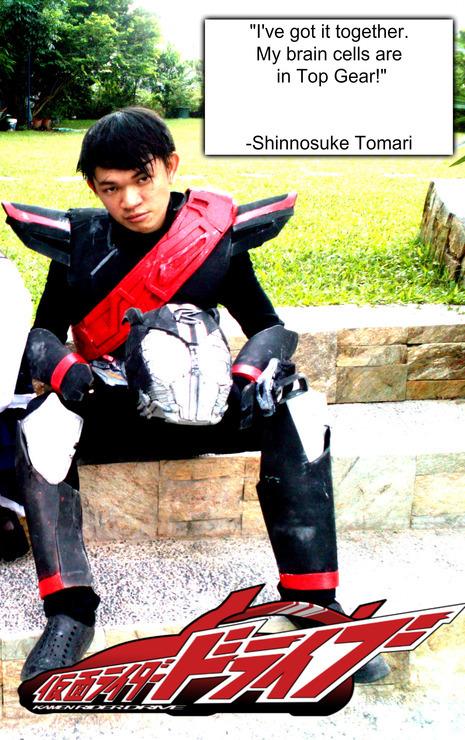 Kamen Rider Drive(Type Zero) - aldwin lau(斬月ちゃん