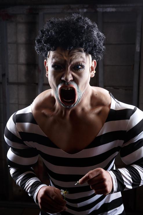Zackey ¶ッキー Puri Puri Prisoner Cosplay Photo Episode 8 #speed of sound sonic #puri puri prisoner. zackey ザッキー puri puri prisoner