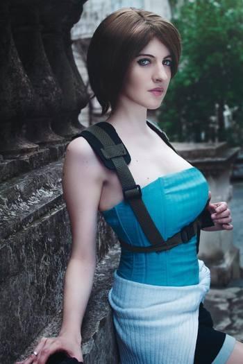 Jill Valentine Cosplay Photos 52 Resident Evil 3 Nemesis