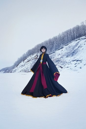 Alone Cosplay Photos(53)Saint Seiya: The Lost Canvas - Cure