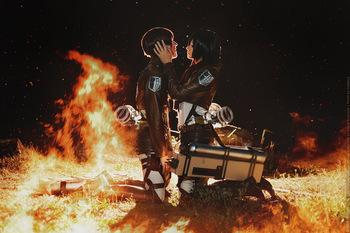 Eren&Mikasa
