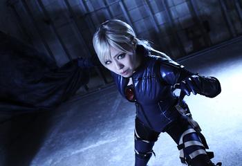 Resident Evil 5/Jill Valentine