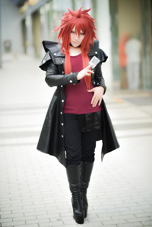 Cardfight! Vanguard Ren Suzugamori Uniform Cloth Cosplay Costume