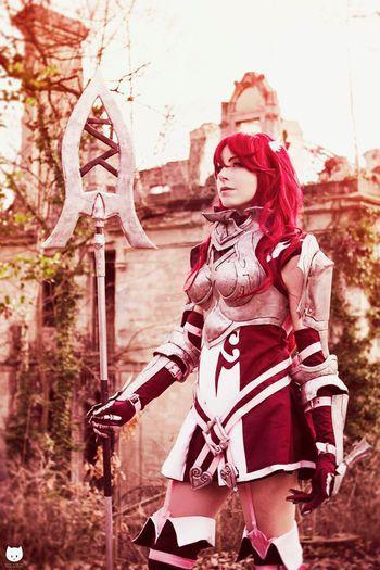 cosplay cordelia Fire emblem