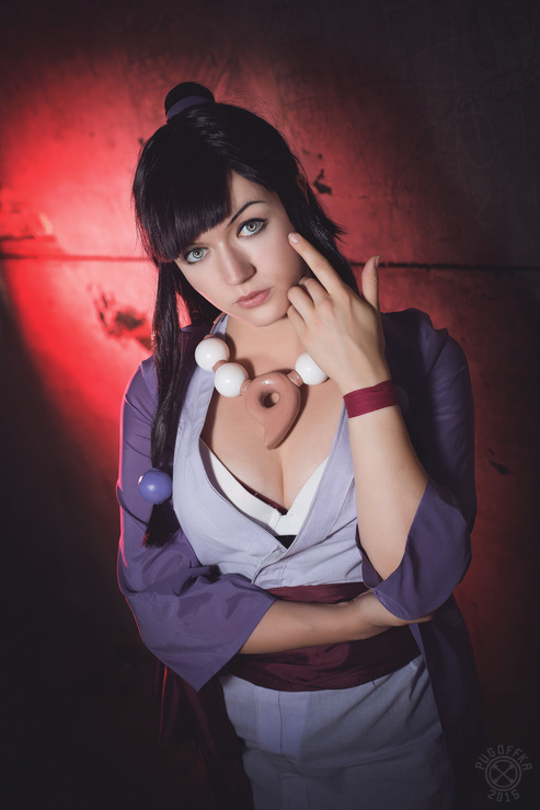 Mia Fey Ace Attorney Ahu Mia Fey Cosplay Photo Mia fey was a defense attorney known for her undying belief in her clients. mia fey ace attorney ahu mia fey