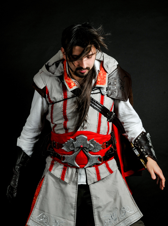Ezio Auditore Maxserietv Cosplay Maxserietv Ezio Auditore