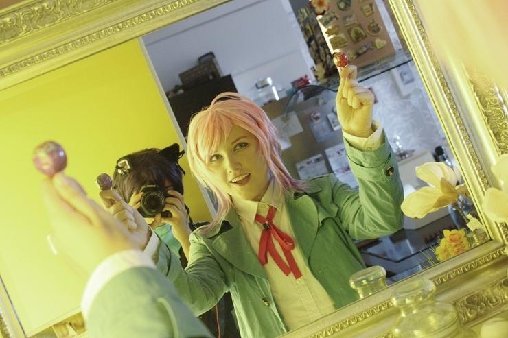 Happy Ramuda - kimi ichigo Ramuda Amemura Cosplay Photo