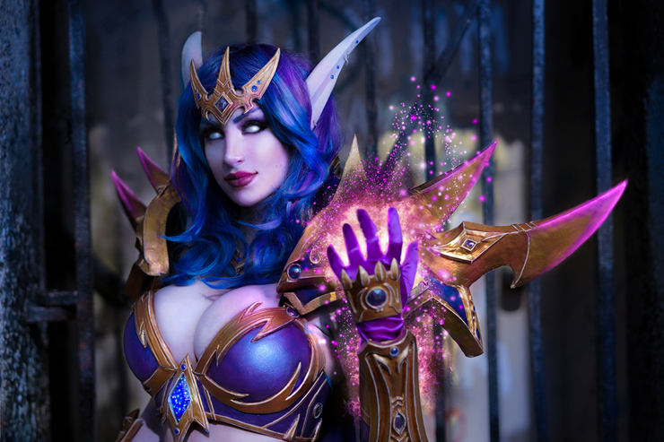 Void Elf By Azura Cosplay Azura Cosplay Void Elf Cosplay Photo And then the void elves will get 0 lore development after that. azura cosplay void elf cosplay photo