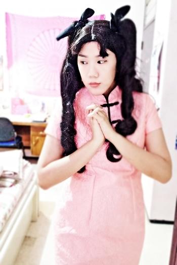 Tohsaka Rin Cheongsam version