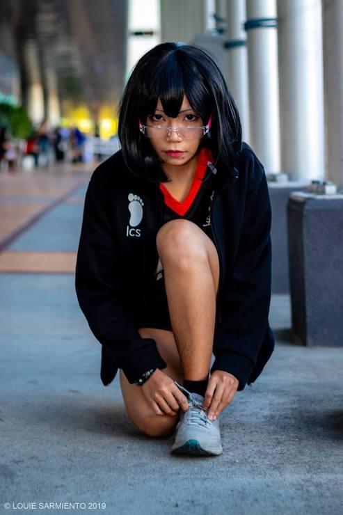 Haikyuu!! - Kiyoko Shimizu - Sophia(Sam) Kiyoko Shimizu