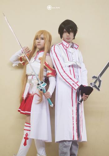 SAO (Asuna x Kirito)