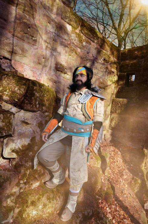 Yusuf Tazim Eaglemalik Malik Al Sayf Yusuf Tazim Cosplay Photo