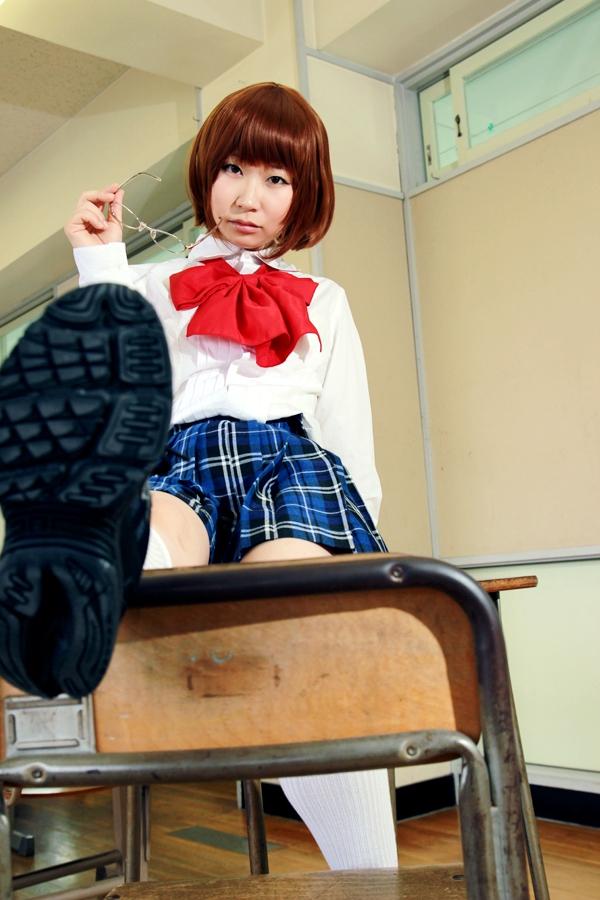 Sawa Nakamura Cosplay Photos(7)Aku no Hana - Cure WorldCosplay