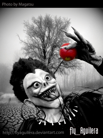 Ryuk Cosplay Photos 236 Death Note Cure Worldcosplay